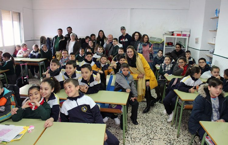 El colegio Sagrado Corazón organiza unas jornadas inclusivas