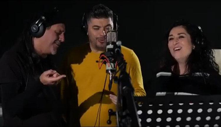 El artista utrerano Demarco Flamenco participa en el disco del 25º aniversario de Camela (VÍDEO)