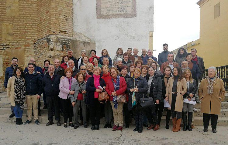 La parroquia de Santiago acoge el encuentro arciprestal de Cáritas