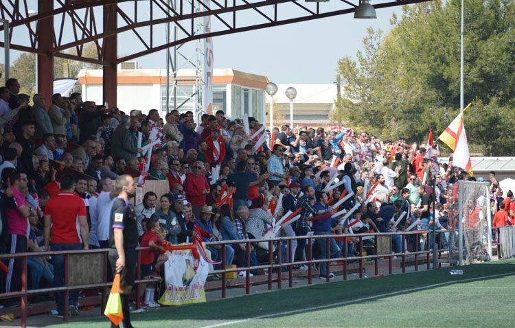 El Club Deportivo Utrera organiza un viaje para apoyar al equipo ante el partido en Los Barrios