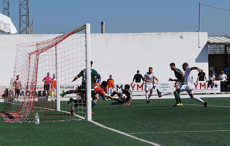 C.D. UTRERA 2 – 0 ATLÉTICO ESPELEÑO: El Utrera se desmarca de sus rivales directos (IMÁGENES)