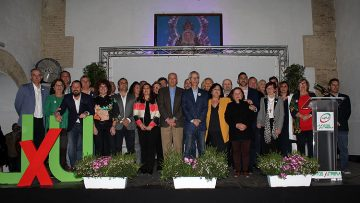 «Juntos por Utrera» presenta un proyecto «ilusionante» para la ciudad liderado por Francisco Jiménez