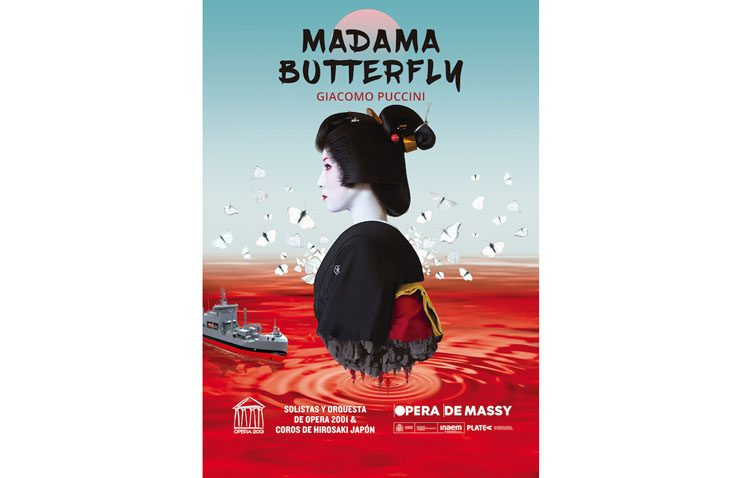 «Madama Butterfly» llega este viernes a Utrera de la mano de la compañía Ópera 2001