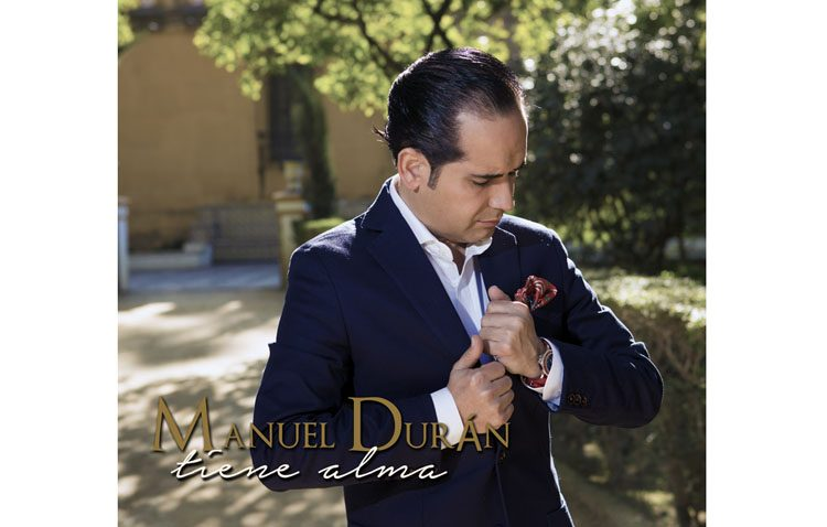 Presentación del nuevo disco del utrerano Manuel Durán