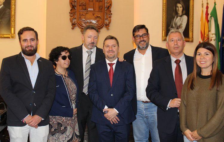 Nueva etapa para la ONCE en Utrera con el estreno de Vicente Ricote como director