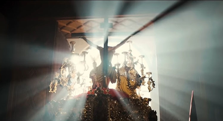 Una nueva versión del cortometraje realizado por Antonio Rodríguez Ledesma para «vender» la Semana Santa de Utrera (VÍDEO)