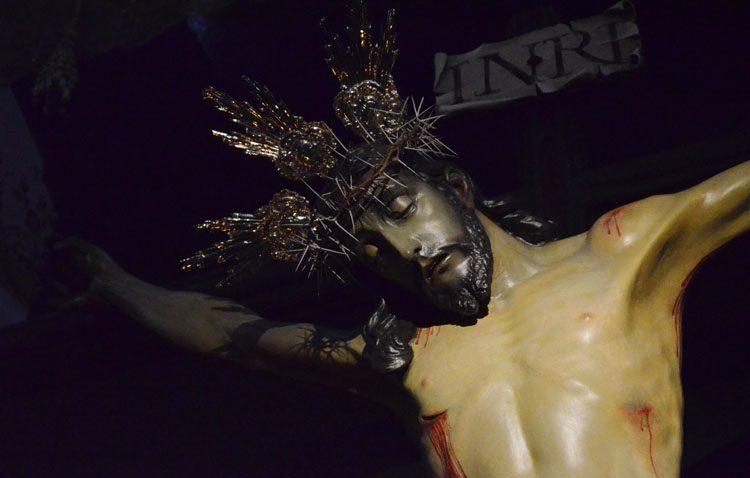 El Cristo de los Milagros, uno de los tesoros de la Semana Santa de Utrera