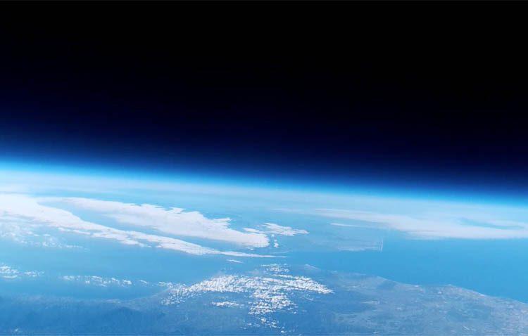 Los estudiantes de Utrera estudian los secretos de la estratosfera
