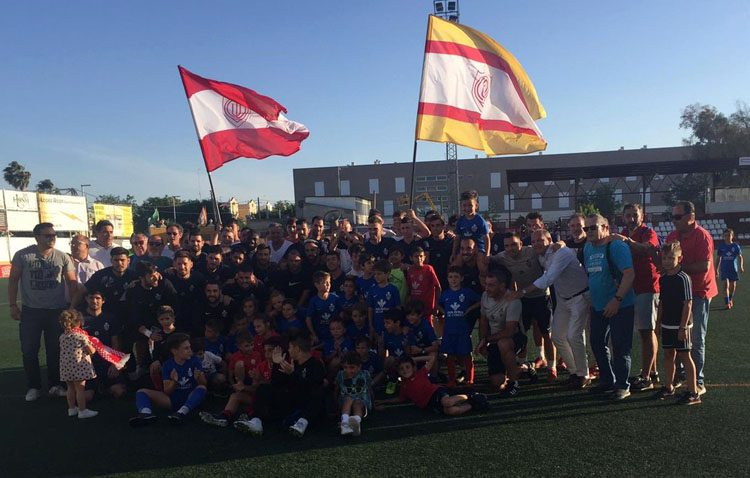 CD CABECENSE – CD UTRERA: ¡Vamos, Utrera!