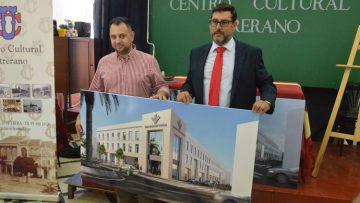 La construcción del nuevo edificio en el solar del Champion creará hasta 200 empleos directos con una inversión de 15 millones de euros