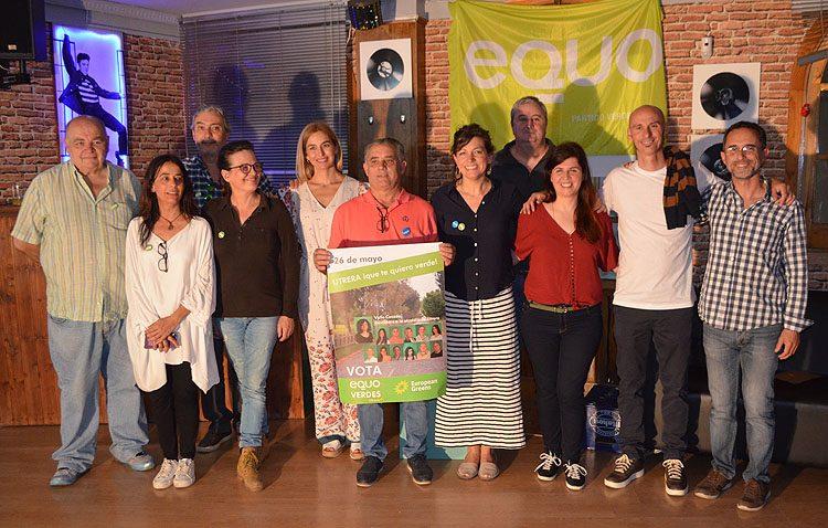 Equo Verdes Utrera presenta su candidatura con una apuesta por una ciudad «más amable, sostenible y verde»