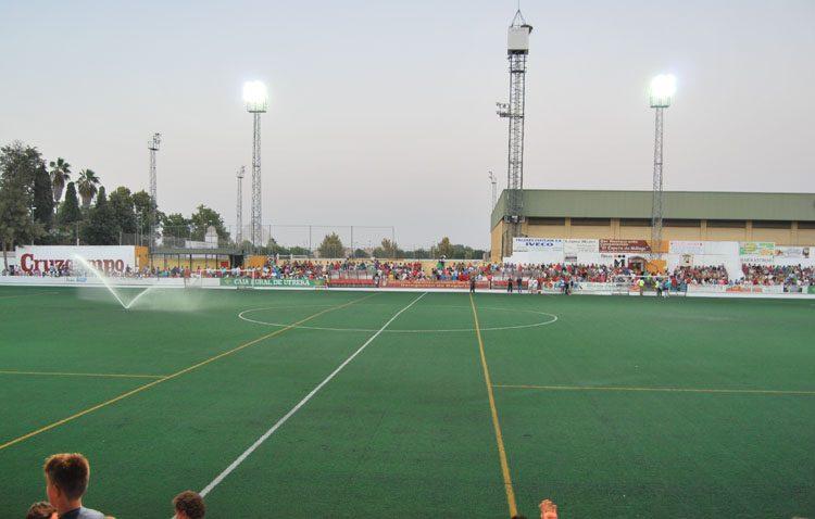El Club Deportivo Utrera disputa la primera ronda del «play off» ante el Antequera