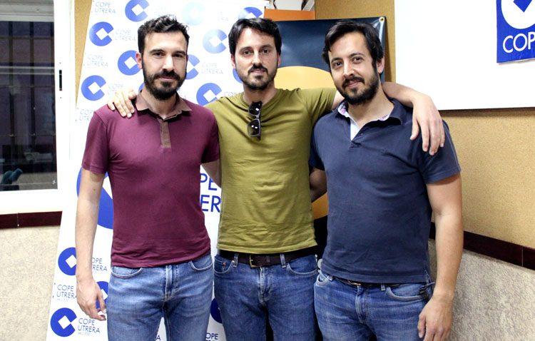 La Formación Ciudadana Utrerana Independiente pide en COPE Utrera (98.1 FM) «una oportunidad» para «otra forma de hacer política» (AUDIO)
