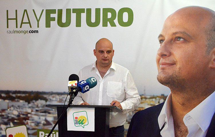 IU se presenta como «la única alternativa real de izquierdas» en las elecciones municipales de Utrera
