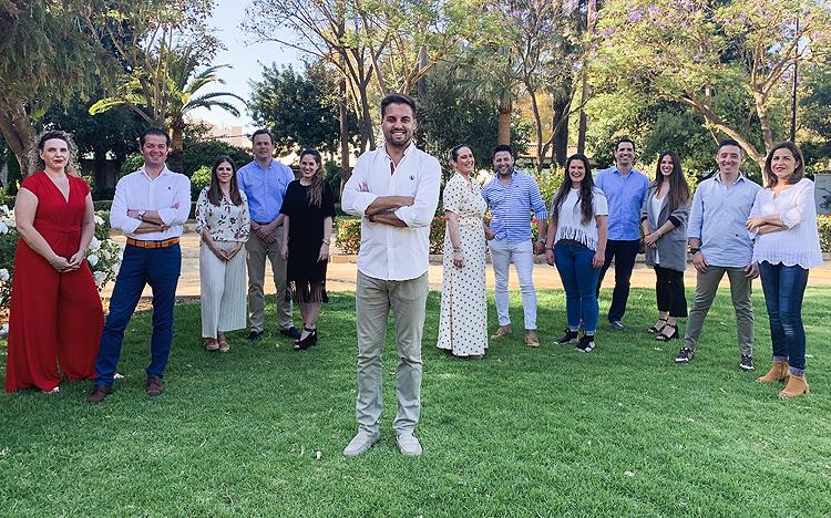 ELECCIONES 2019: El PP-Utrera presenta su candidatura con un «equipo renovado y fuerte» encabezado por Ismael Núñez