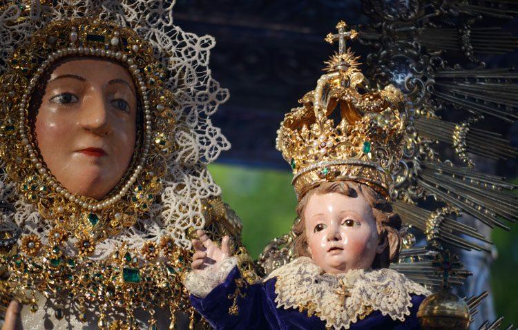 La Virgen de Consolación de Utrera, protagonista de una conferencia en Sevilla
