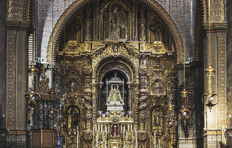 Luz verde definitiva a la restauración del retablo de Consolación