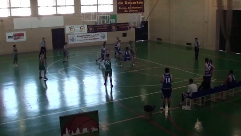 Jornada exitosa para el baloncesto utrerano
