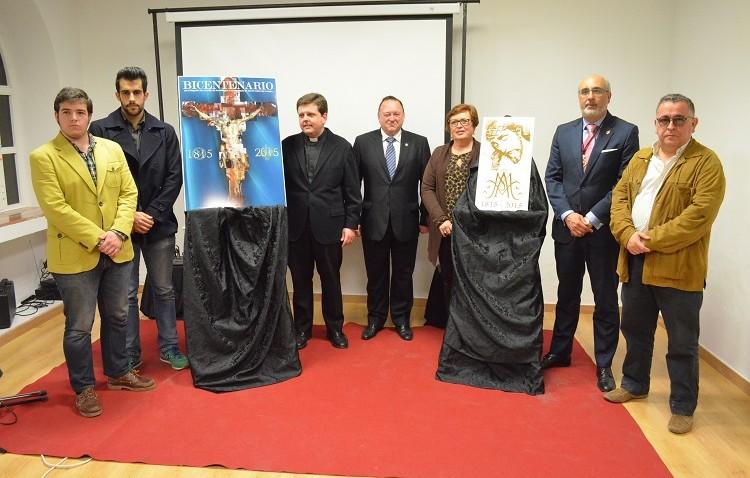 Un triduo, un simposio y una velada, actos del bicentenario de la llegada del Cristo de los Milagros a Santa María