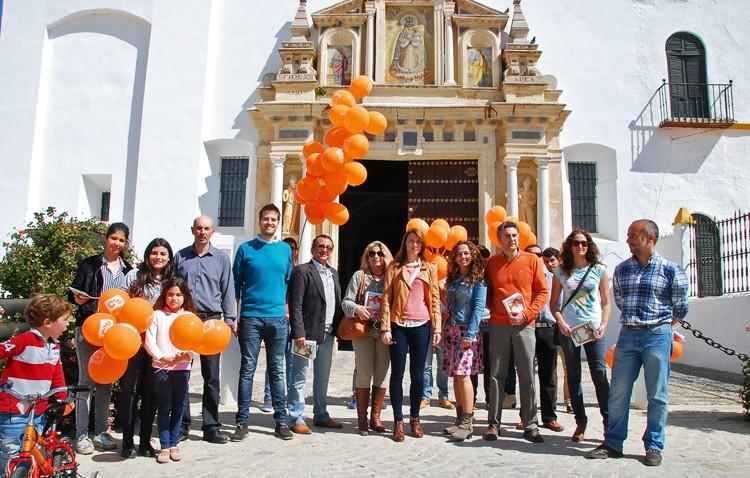 Ciudadanos anuncia que concurrirá a las elecciones municipales