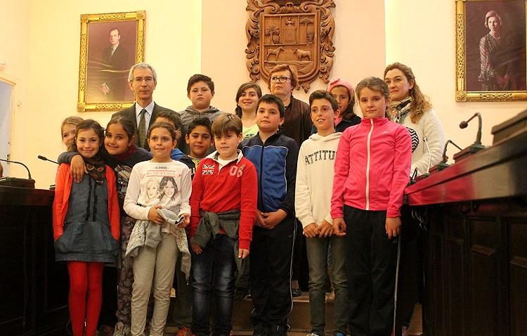 Los estudiantes de Utrera ratifican su compromiso por la igualdad