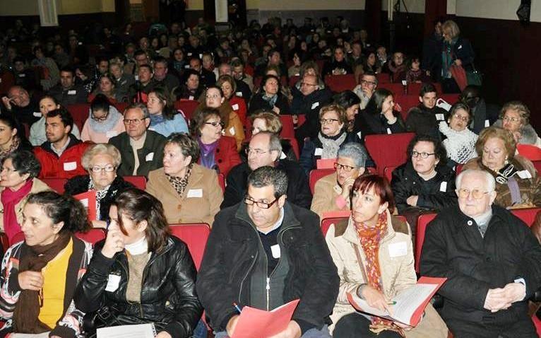 Casi 300 personas participaron en el Día del Arciprestazgo