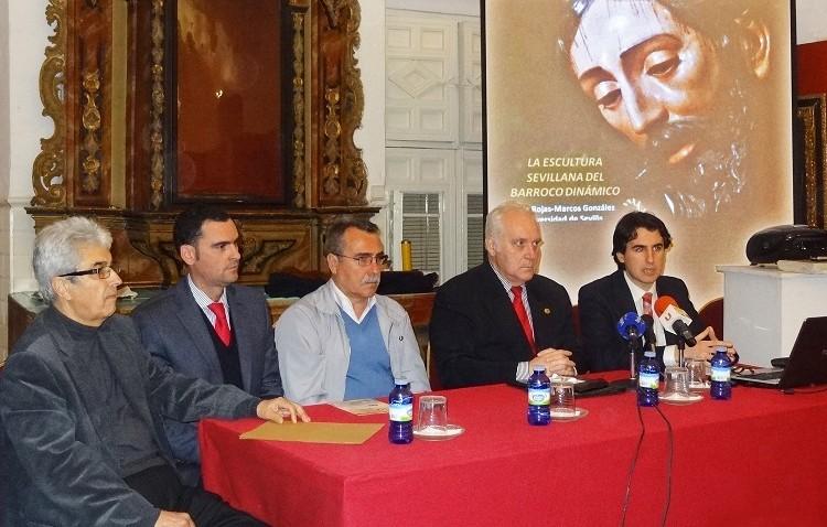 El «Hospitalito» acogió una magistral conferencia sobre la imaginería barroca