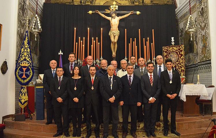 La hermandad de la Trinidad propone incorporar los títulos de «franciscana», «trinitaria» y «real» a su nombre