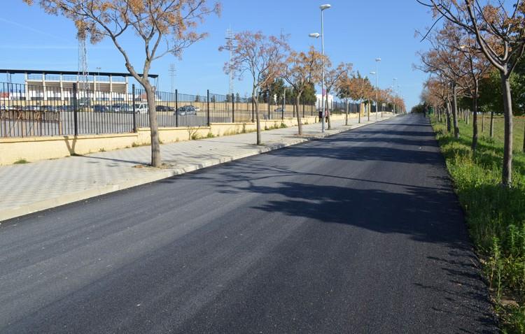 Vistalegre comienza la reurbanización de su área deportiva