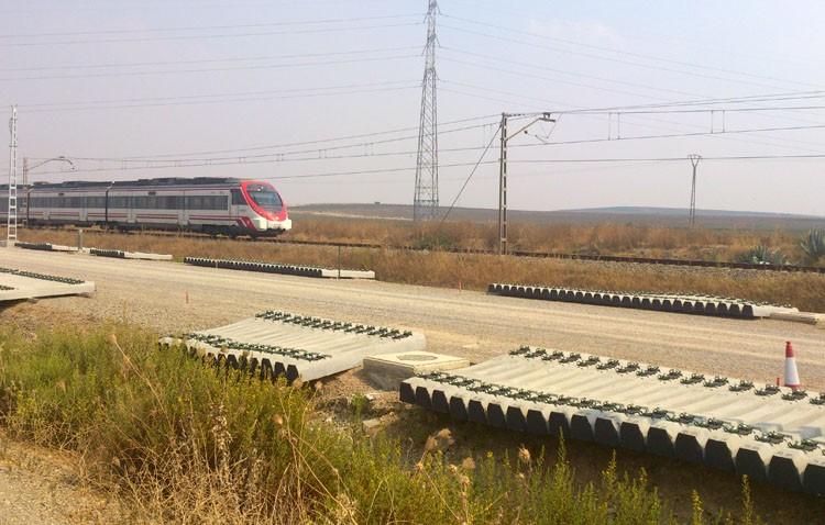 Entra en servicio el tramo Utrera-Las Cabezas de la línea de alta velocidad a Cádiz