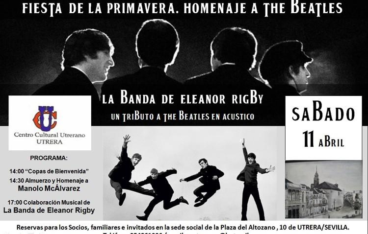 El «Casino» organiza una Fiesta de la Primavera en homenaje a Los Beatles