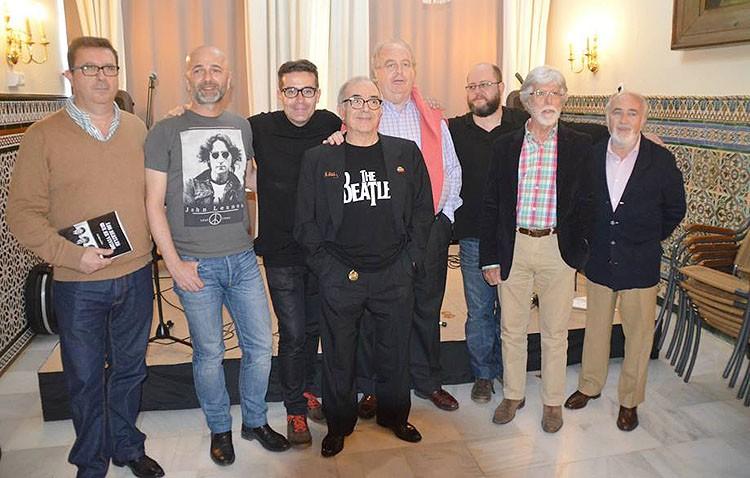 El «Casino» homenajea a Manolo McÁlvarez, «el quinto beatle»
