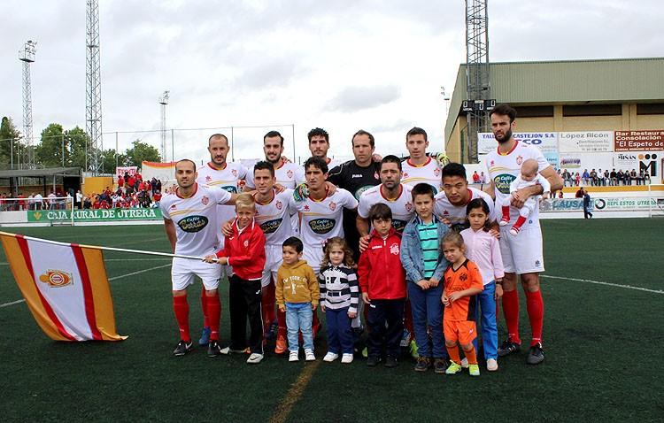 Sevilla C – Utrera: «Redebut» en Tercera dieciséis años después