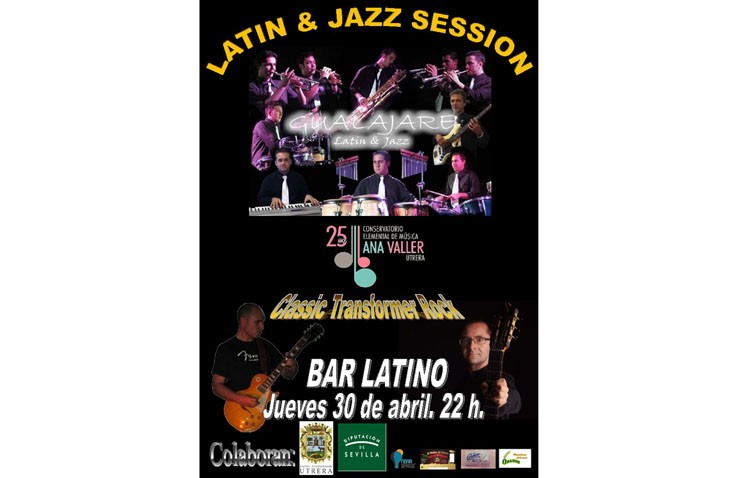 El conservatorio organiza un concierto de jazz y música latina