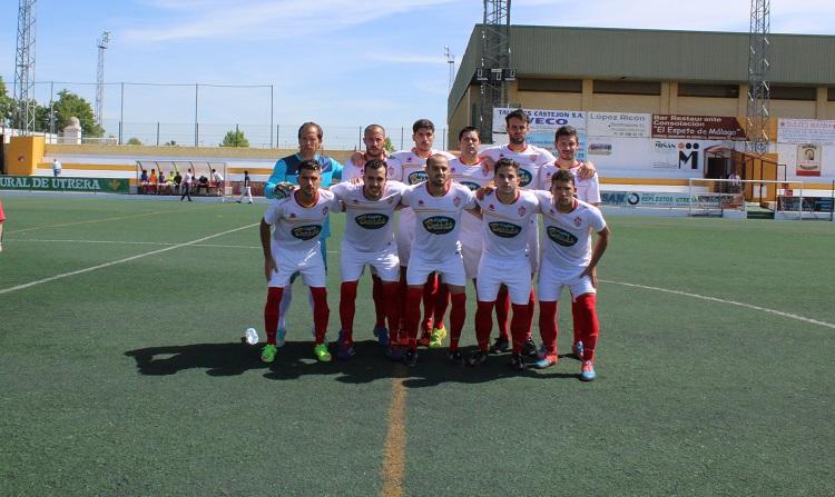 COPE Utrera (98.1 FM) retransmite en directo este domingo el último partido del Club Deportivo Utrera por el ascenso