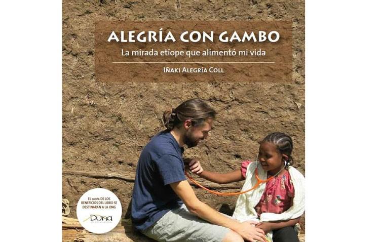 Presentación de un libro a beneficio de los niños de Etiopía
