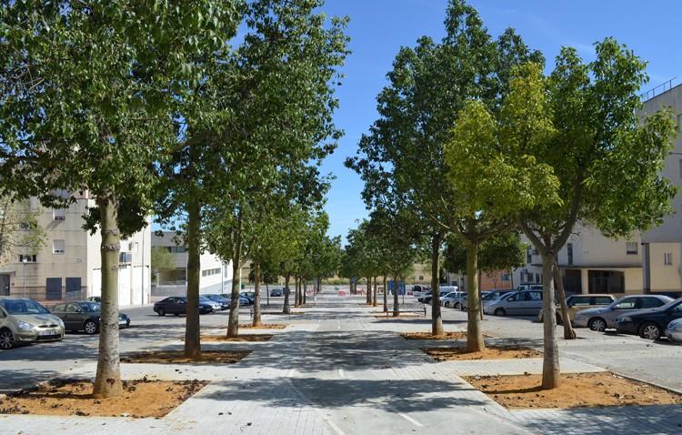 La inauguración de la avenida Gaspar de Utrera será el viernes 8