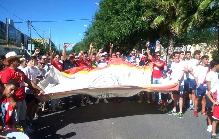 Así será la celebración del ascenso a Tercera División en el San Juan Bosco