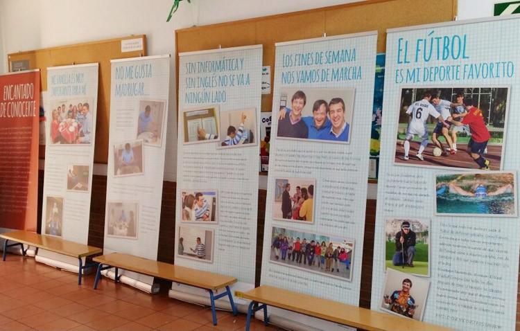 Rompiendo barreras sociales en el colegio Rodrigo Caro
