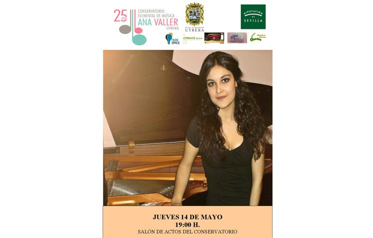 Recital de piano por las bodas de plata del conservatorio