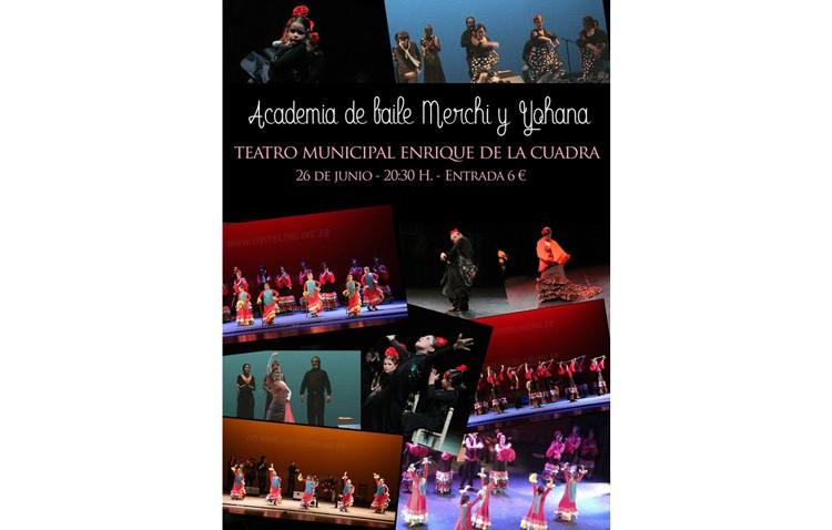 Velada de baile flamenco a beneficio de la asociación contra el cáncer