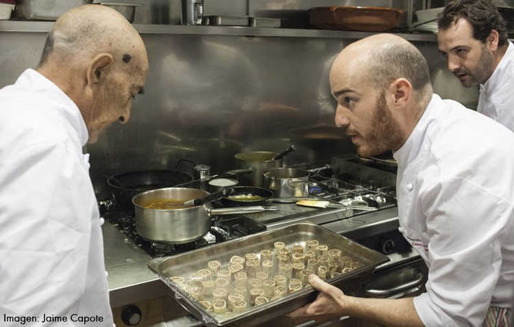 La cocina utrerana llega al Algarve portugués con Curro Noriega