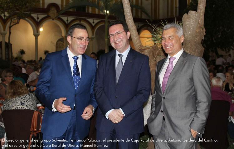 Caja Rural de Utrera renueva su consejo rector