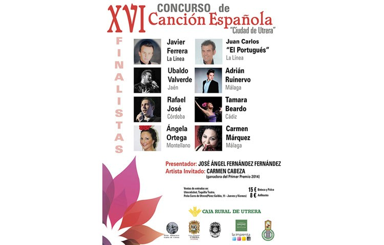 El concurso de canción española será el 4 de julio