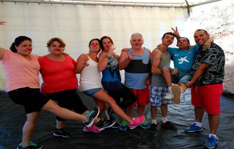Un verano distinto gracias a Aldaba y a la asociación de Mujeres de Santiago el Mayor
