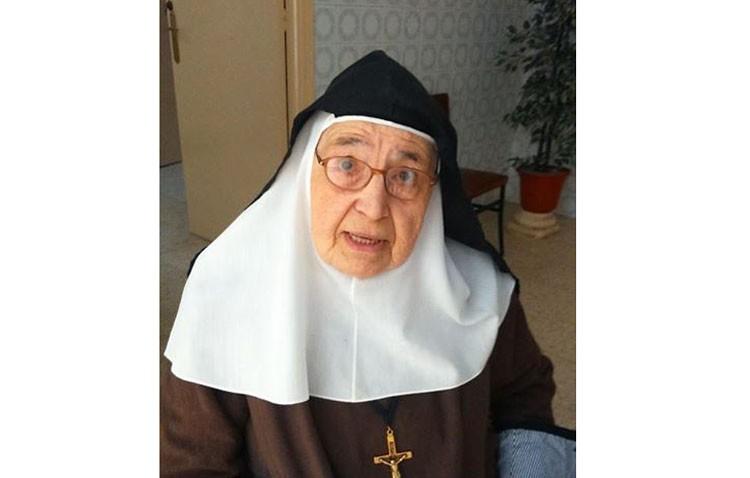 Fallece la hermana Maravilla, de las Hermanas de la Cruz