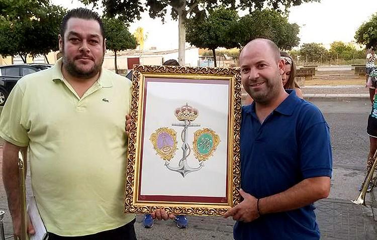 La nueva banda «Pasión y Esperanza» presenta su escudo