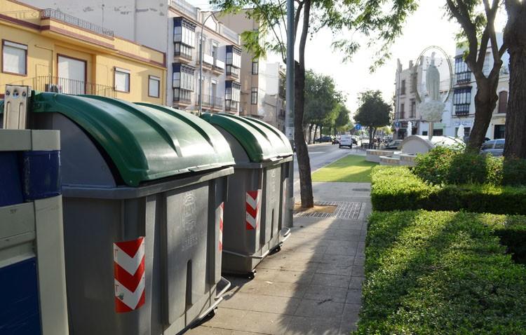 La instalación de contenedores soterrados llegará a La Corredera y al monumento de María Auxiliadora