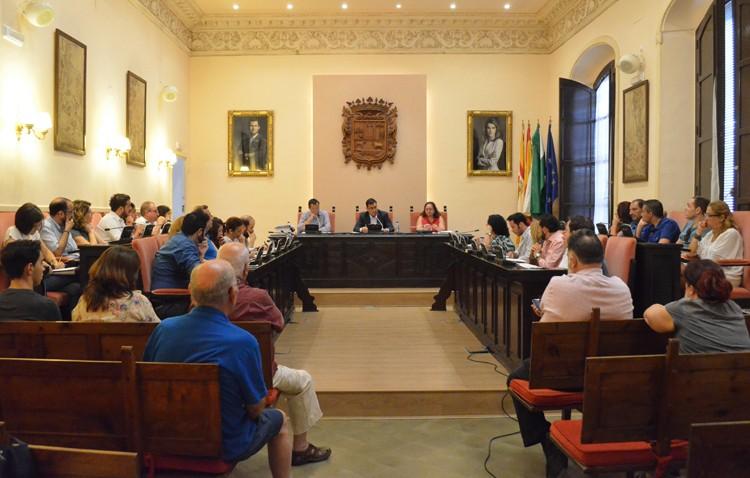 El coste del nuevo gobierno municipal, a debate en el pleno de hoy martes 21 de julio