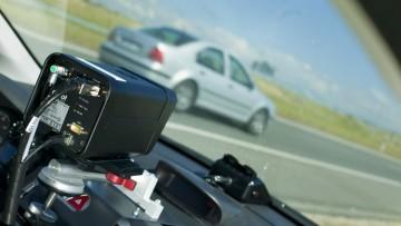 ¿Cuáles son los radares que controlan la velocidad en las carreteras cercanas a Utrera?